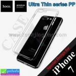 เคส iPhone 7 Hoco Ultra Thin series PP ลดเหลือ 85 บาท ปกติ 180 บาท