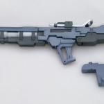 M.S.G Modeling Support Goods Weapon Unit 18 MW18R Free Style Bazooka