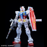 MG 1/100 [Gundam Base Limited] RX-78-2 Gundam Ver.3.0 [Clear Color Ver.]