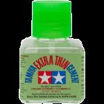 Tamiya Cement - ฝาเขียวสำหรับเชื่อมรอยต่อ แห้งเร็ว
