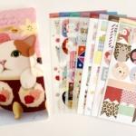สติ๊กเกอร์ชุด Choochoo Cat Sticker V.3 [point deco]