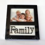 กรอบรูป family สีดำ รหัส 1679