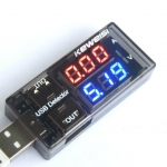 USB Charging Current / Voltage Tester
