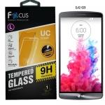 โฟกัส ฟิล์มกระจก LG G3
