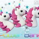 Power Bank แบตสำรอง CARTOON
