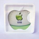กรอบรูป apple สีขาว ขนาด 18*18 ซม. รหัส 1692
