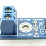 Arduino Standard Voltage Sensor Module (0-24 V) เซ็นเซอร์วัดแรงดัน