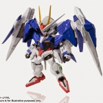 NXEDGE STYLE Gundam 00 Raiser (00 Gundam + 0 Raiser Set)