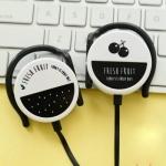 SIBYL หูฟัง Fresh Fruit With Microphone รุ่น G-22 เชอรี่