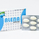 Alena Gluta Plus เอเลนน่า อาหารเสริมช่วยเพิ่มความออร่า