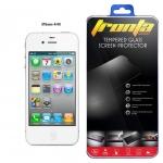 ฟิล์มกระจกTronta ไอโฟน 4/4S บาง 0.26 MM