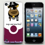 Argh moo hearties iPod touch5 Case