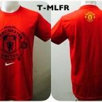 เสื้อยืด แมนเชสเตอร์ ยูไนเต็ด สีแดง T-MLFR