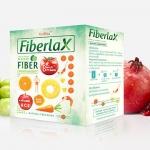 Verena Fiberlax เวอรีน่า ไฟเบอร์แล็กซ์ 10 ซอง ล้างสารพิษในลำไส้ กระตุ้นระบบขับถ่าย