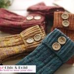 [สินค้าหมด] ถุงเท้ากันหนาว Ribenyuandan