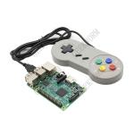 RPi USB Game Joystick (Plug-and-Play)