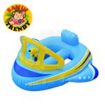 Airship Floating Rider With Water Gun
