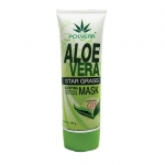 Aloe Vera and Star Grass Sleeping Mask