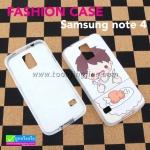 เคส Samsung Note 4 FASHION CASE ลายการ์ตูน ลดเหลือ 39 บาท ปกติ 200 บาท