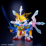 Legend BB [Gundam Base Limited] Musha Goddomaru [Final Battle Ver.] [Clear Color Ver.]