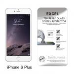 ฟิล์มกระจก iPhone 6 Plus เต็มจอ Excel ความแข็ง 9H ราคา 60 บาท ปกติ 560 บาท