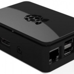 Raspberry Pi 3 B / 2 B or B+ Case Black Made in GB