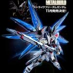 METAL BUILD - Strike Freedom Gundam -