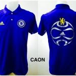 เสื้อโปโล เชลซี ปี 2015 สีน้ำเงิน CAON