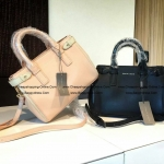 CHARLES & KEITH MINI DUO SIDE BUCKLE HAND BAG