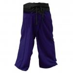 กางเกงเลย์ผ้าฝ่าย 2 TONE หลากสีสัน ขนาด M - L - XL - XXL สามารถปรับขนาดได้ด้วยตัวเอง