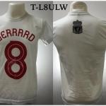 เสื้อยืด ลิเวอร์พูล ลายเจอร์ราร์ด สีขาว T-L8ULW