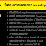 dropship สมัครตัวแทนจำหน่าย Dropship ฟรี! ผ่านระบบ DST-Partner