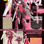 FRAME ARMS GIRL BASELARD LIMITED COLOR HJ EDITION