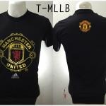 เสื้อยืด แมนเชสเตอร์ ยูไนเต็ด สีดำ T-MLLB