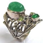 แหวนพลอย โมรา (AGATE )
