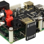 Raspberry Pi 3 Model / 2 Model B / Model B+ Expansion Board (X600)