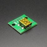 Mini USB to DIP Converter Breakout