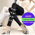 [หมด] ถุงน่องขาเรียวและแลคกิ้งขาเรียวความหนา 1080D