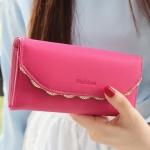 กระเป๋าสตางค์ใบยาวผู้หญิงแฟชั่นเกาหลี ยี่ห้อ C1