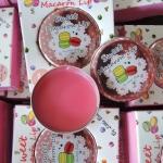 Sweet Lip Macaron ลิปมาการอน ลิปปากชมพู ปริมาณ 18g