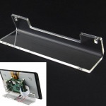 Acrylic Holder for Raspberry Pi 7-inch Touch Screen (Official)