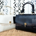ZARA City Bag With Padlock
