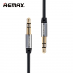 สายหูฟัง remax 3.5 AUX RL - L100 สีดำ