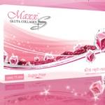Maxx gluta collagen S 35000 mg. คอลลาเจนเปปไทด์จากปลาแซลมอล เพิ่มส่วนผสมจาก 19 เป็น 21 ชนิด