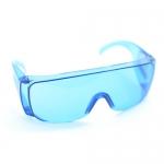 แว่นตากันน้ำ สีฟ้า ส่ง45 ขาย99