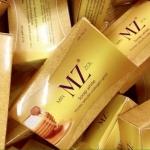 Minzol Soap White Honey Arbutin Collagen Gold สบู่มินโซว ไวท์