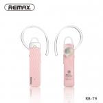 หูฟัง remax Bluetooth BT/RB-T9 สีชมพู