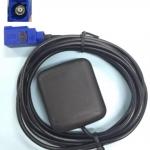Dual-mode GPS + Beidou Antenna - Magnetic Mount (FAKRA female 3 meter)