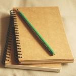 สมุดโน๊ต-D.I.Y. Notebook สันลวด