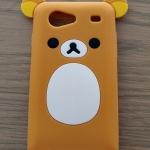 เคส GALAXY NOTE 2 หมีคุมะ